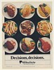 1981 Girves Brown Derby Restaurant Nine Dinners Ad
