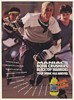 1993 All Sport Sports Drink Street Hockey Maniacs Bone Crushers Print Ad