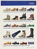 1986 Team Xerox Products and Support Sports Shoes Print Ad