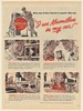 1946 Macmillan Motor Oil Used by Expert Who Runs Independent Service Station Ad