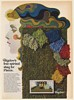 1970 Bigelow Free-Spirited Shag Carpet for Pisces Shagcroft Carpeting Print Ad
