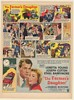1947 The Farmer's Daughter Loretta Young Joseph Cotten RKO Movie Print Ad