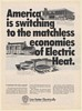 1970 Lockport Public Library IL East Central High School Tulsa OK Electric Ad