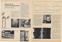1968 TESLA RP-2F Airport Aviation Precision Approach Radar 2-Page Article