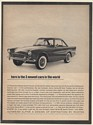 1963 Sunbeam Alpine Series III Gran Turismo 3 Newest Cars in the World Print Ad