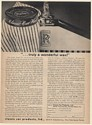 1963 Classic Car Wax Rolls-Royce Hood Ornament Print Ad