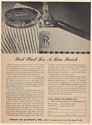 1963 Classic Car Wax Rolls-Royce Hood Ornament Best Start Fine Finish Print Ad