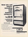 1978 Ohio Scientific C3-B Microcomputer Johnson Computer Medina Ohio Print Ad