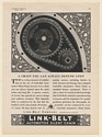 1930 Link-Belt Automotive Silent Chain You Can Always Depend Upon Print Ad