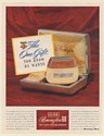 1951 Remington 60 Sixty Second Shaver The One Gift You Know He Wants Print Ad