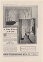 1920 Sisters of Mercy Chapel Webster Grove MO Eureka Metal Lath Print Ad