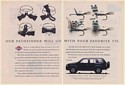 1991 Nissan Pathfinder SE V6 4x4 Will Go With Your Favorite Tie 2-Page Print Ad