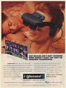 1996 Virtual i-glasses VTV Model Personal Big Screen TV Print Ad