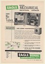 1955 Eagle Signal ETS217 Electro-Mechanical Semi-Actuated Controller Print Ad