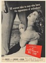 1947 The Private Affairs of Bel Ami Movie Promo Print Ad