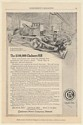 1915 Chalmers Motor Car Chasses Testing on Electric Dynamometer Print Ad