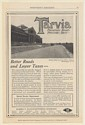 1915 War College Washington DC Tarvia Road Barrett Manufacturing Co Print Ad