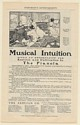 1902 Pianola Piano on a Yacht Musical Intuition The Aeolian Co Print Ad