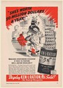 1941 Ken-L-Ration Dog Food Worth 50 Million Dollars a Year Grocer Trade Print Ad