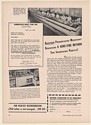 1941 American Best Fish Co Oakland CA Display Counter with Ice Trade Print Ad