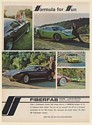 1969 Fiberfab Avenger GT-12 Jamaican Car Body for Volkswagen Chassis Print Ad