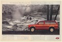 1994 Chevy S-Blazer Tahoe 4x4 Two Summers Winters Springs Falls Double-Page Ad