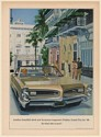 1966 Pontiac Grand Prix Another Beautiful Sleek Luxurious Responsive Print Ad