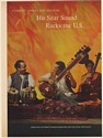 1967 Ravi Shankar His Sitar Sound Rocks the U.S. 5-Page Photo Article