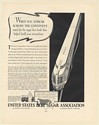 1936 Sugar Beet Lands Helped Build Streamliner Train United States Beet Sugar Ad