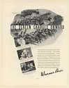 1936 Charge of The Light Brigade Warner Bros Print Ad