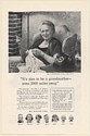 1956 Mrs C H Holtermann Staten Island NY Grandmother Bell Telephone Print Ad