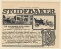 1905 Studebaker Automobile with a Reputation Behind It Print Ad