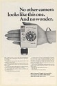1964 Bell & Howell Canon Dial 35 No Other Camera Looks Like This One Print Ad