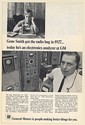 1966 Gene Smith GM General Motors Electronics Analyzer 1927 Radio Bug Print Ad