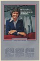 1980 American Airlines Flight Attendant Victoria Getz Doing What We Do Best Ad