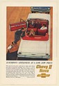 1962 Chevy II Nova Convertible Luxurious Liveliness at a Low Low Price Print Ad