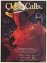 1995 George Strait Wolves Close Calls Dean Markley Guitar Strings Photo Print Ad