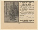 1910 Sims Hydraulic Engine Co Water Power Dental Engine Lathe Motor Print Ad
