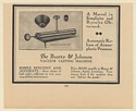 1910 Beatty & Johnson Vacuum Casting Machine Dental Amite Louisiana Print Ad