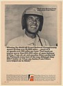 1968 Richard Petty NASCAR Grand National Championship Fram Filters Print Ad