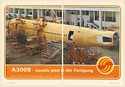 1971 Airbus Industrie A300B Aircraft Construction Photo 2-Page German Print Ad