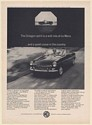 1966 MG MGB Octagon Spirit a Wild Ride at Le Mans and Quiet Cruise in Country Ad