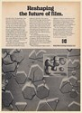 1983 Kodak T-Grain Silver Halide Reshaping the Future of Film Print Ad