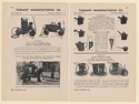 1942 Tarrant Manufacturing TARCO Asphalt Sprayers Hand Pouring Pots 2-Page Ad