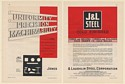 1931 J&L Jones & Laughlin Steel Uniformity Precision Machinability 2-Page Ad