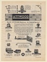 1931 Attwood Brass Works Automotive Hardware Print Ad