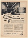 1951 Hardwick and Magee Spinning Mill Keasbey & Mattison Asbestos APAC Print Ad