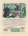 1951 McBee Keysort Punched Cards Is Your Office Up in Arms Over Overtime? Ad