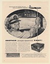1951 Convair Turboliner Aircraft AiResearch Gas Turbine Push-Button Starter Ad