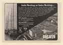 1979 Duluth Arena Auditorium Sails Meeting or Sales Meeting Trade Print Ad